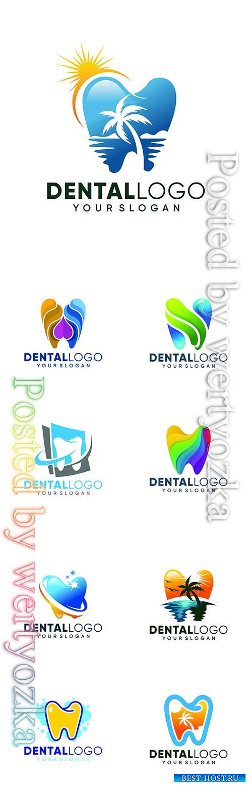 Logo collection vector illustration # 9