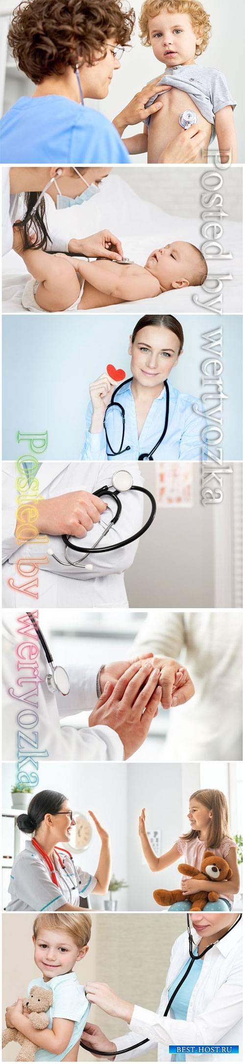 Conceptual medical, doctor beautiful stock photo