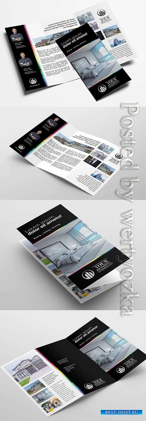 Real Estate Brochure Layout